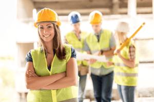 Equipe Construção civil